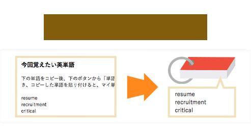 英検、TOEIC® L&R、TOEFL®など資格に向けた英単語学習ができる